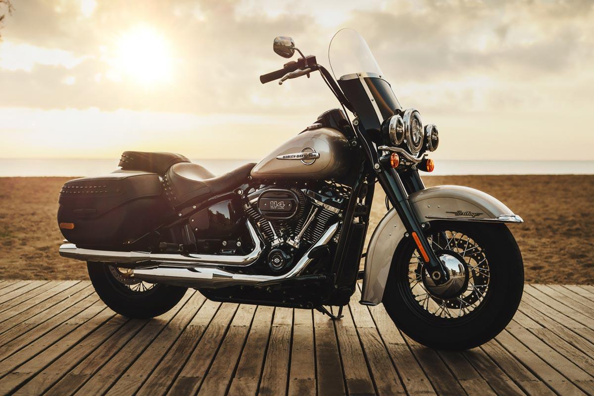Loan against Harley Davidson